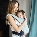 Nosidełko Zaffiro CITY do noszenia dzieci Rodzaj nosidła Turystyczne Klasyczne Miękkie Inne