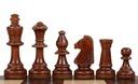 Figury Szachowe STAUNTON NR 5 Rzeźbione Drewniane EAN 2000010020980