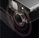 RZUTNIK PROJEKTOR OVERMAX MULTIPIC 3.5 LED HD WiFi Kolor srebrny