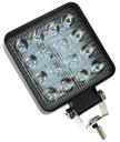 LAMPA ROBOCZA 16 LED HALOGEN 48W 12V 24V LEDOWA Przeznaczenie do traktorów