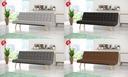 Wygodna KANAPA sofa rozkładana LORA funkcja spania Wysokość mebla 80 cm