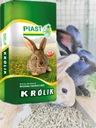 Pasza dla królików KRÓLIK TUCZ 25kg karma Przeznaczenie dla królików