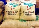 Бразилия свежеобжаренного Cafes ??? Бразилия Сантос 1кг