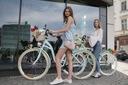 Damski rower miejski GOETZE 28 Mood ALU 7 Shimano Rodzaj przerzutki zewnętrzna