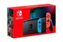Nintendo Switch Red Blue Model 2019