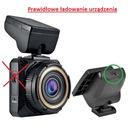 Wideorejestrator Navitel R600 GPS FOTORADARY 64GB Kąt widzenia 170°
