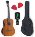 ZESTAW Gitara Klasyczna Stagg C546 BYTOM