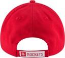 CZAPKA NEW ERA 9FORTY NBA HOUSTON ROCKETS Materiał dominujący bawełna