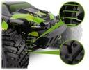 Samochód zdalnie sterowany OVERMAX Monster 45km/h Prędkość maksymalna 45 km/h