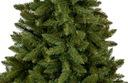 Choinka sztuczna ŚWIERK REALISTYCZNY 160cm na pniu Kolor zielony