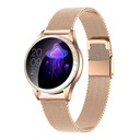 Smartwatch женская KW20 Mesh шаги, пульс цикл