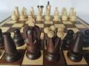 SZACHY drewniane WE WKŁADCE!! 31x31 - PRODUCENT Wiek gracza 5-7 lat 8-11 lat 12-14 lat 15-18 lat 18+