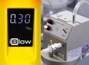 POLICYJNY alkomat iBlow bezustnikowy przesiewowy Model iBlow