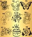 Złote Kolczyki 925 Wiszące Skrzydła Anioła Rodzaj Klasyczne Wyrób jubilerski
