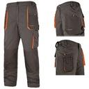 Spodnie robocze do pasa Classic Foreco grey 52