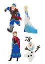 Koraliki do Prasowania 3000 szt Kraina Lodu Disney Płeć Chłopcy Dziewczynki