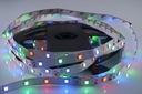 ZESTAW taśma LED 300 2835 3528 RGB sterownik 10m Barwa światła wielokolorowy