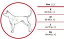 ПОВОДОК И Брекеты Собака светоотражающая крепкая РУКОЯТКОЙ PSA130