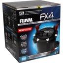 NEW FLUVAL FX4 фильтр Внешний +КАРТРИДЖИ+СГУСТИТЕЛЬ