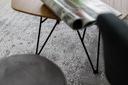 DYWAN VALENCIA 120x180 AKRYL ORIENT szary #AT2176 Długość 180 cm