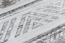 DYWAN NOBIS 120x170 cm BOHO ETHNIC szary #DEV995 Przeznaczenie do wnętrz