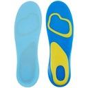 KOMFORT Żelowe wkładki do butów silikonowe 42-47