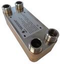 Wymiennik ciepła NORDIC Tec 30kW 24-płytowy 1'' Typ pieca dwufunkcyjny dwufunkcyjny z zasobnikiem cwu jednofunkcyjny komora spalania