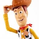 DISNEY Toy Story 4 mówiący Chudy figurka GGT49 Baterie Brak