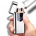 Зажигалка Плазменная лампа, Управляемая Прикосновением USB