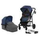 Wózek wielofunkcyjny zestaw 2w1 JULI Kinderkraft