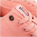 Trampki Big Star damskie czerwone DD274444 buty 38 Zapięcie sznurowane