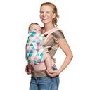 Nosidełko dla dzieci do 20kg Kinderkraft NINO Rodzaj nosidła Klasyczne Turystyczne Miękkie