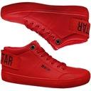 Buty Big Star damskie czerwone ociepl. EE274354 38