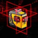Лазерный перекрестный Nivel Система CL3D полный комплект