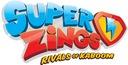 SuperZings S Adventure 3 Power Tower Assault Wieża Materiał Plastik