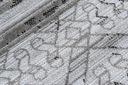 DYWAN NOBIS 120x170 cm BOHO ETHNIC szary #DEV995 Materiał wykonania wiskoza