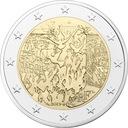 2 евро Франция 30л. падения Берлинской стены 2019 доставка товаров из Польши и Allegro на русском