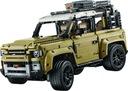 LEGO TECHNIC Land Rover Defender 42110 Wiek dziecka 11 lat +