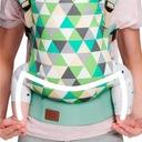 Nosidełko ergonomiczne do 20kg Kinderkraft NINO Waga (z opakowaniem) 0.82 kg