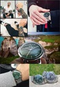 Zegarek męski Giacomo Design GD09 4 WZORY! Płeć Produkt męski
