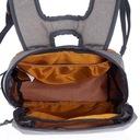 Plecak QUECHUA Turystyczny na wędrówki 10L Materiał dominujący poliester
