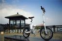 Rower elektryczny składany składak Airwheel R5 Waga 23 kg