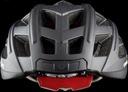 Kask MFI Urban czarny Bluetooth światła mp3 PROMO! Rozmiar uniwersalny