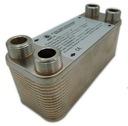 WYMIENNIK CIEPŁA 40-płytowy NORDIC TEC 35kW 3/4' Waga produktu z opakowaniem jednostkowym 2 kg