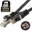 NEKU Kabel Patchcord S/FTP kat.6a PIMF czarny 0,5m Producent NEKU