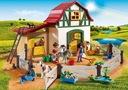 Playmobil 6927 Stajnia kucyków Płeć Chłopcy Dziewczynki