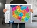 Mapa Polski zdrapka PRODUKT POLSKI POLSKA Kod produktu MZPL
