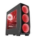GAMING PC CASE ATX GENESIS TITAN 750 Obudowa LED EAN 5901969410846