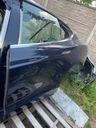 Tesla S tylne lewe drzwi kompletne 6006394-E0-F Strona zabudowy Lewe tylne