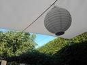 Żagiel przeciwsłoneczny 100% WODOSZCZELNY 3x3m Kod produktu 002